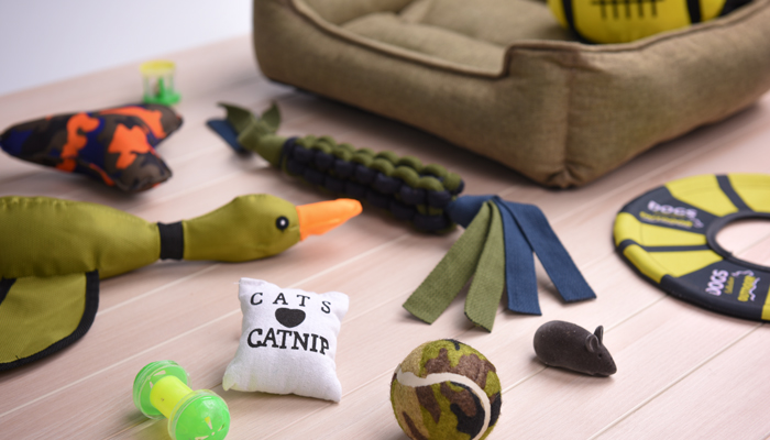 jouets pour animaux