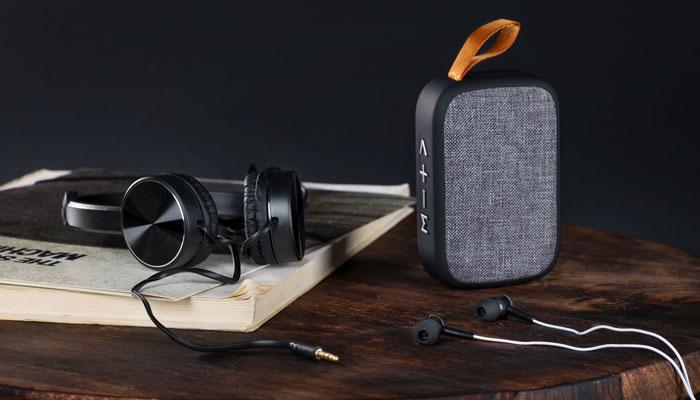 speakers koptelefoons
